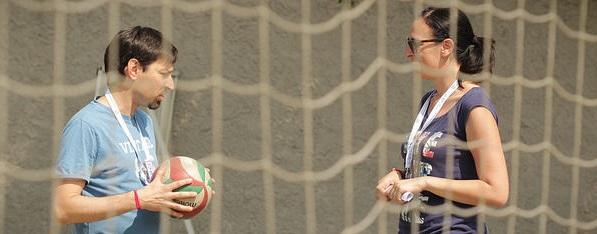 coaching pallavolo Fabio e Ilaria 2