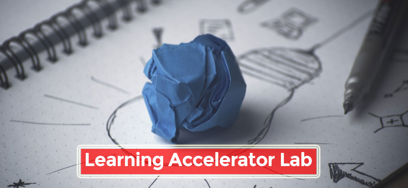 Learning Accelerator Lab