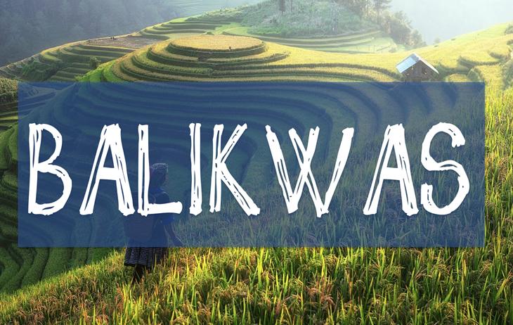 Balikwas: il salto di paradigma che non ti aspetti