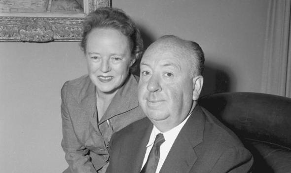 Alma Reville Alfred Hitchcock